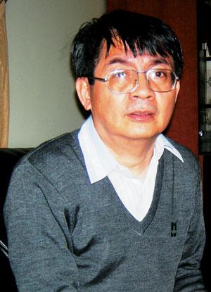 Giáo sư Ngô Việt Trung.