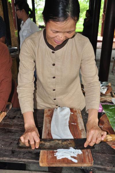 Mỳ Quảng sẽ được trình diễn tại  Liên hoan ẩm thực Festival Huế 2014.