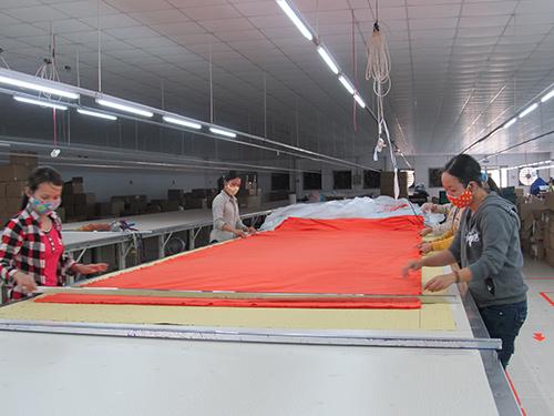 Sản xuất khó khăn và thiếu vốn nên doanh nghiệp ít có điều kiện phát triển công nghệ hóa và mở rộng sản xuất.