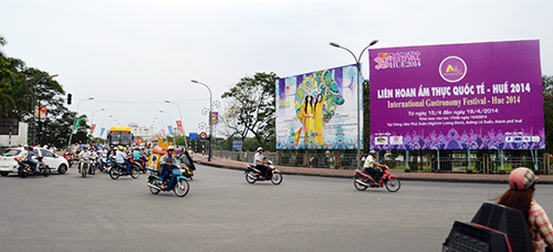 Thành phố Huế đã sẳn sàng cho Festival
