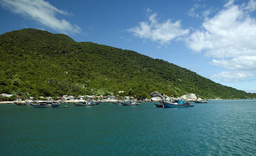 Cham Island. (Photo: D.HOANG)