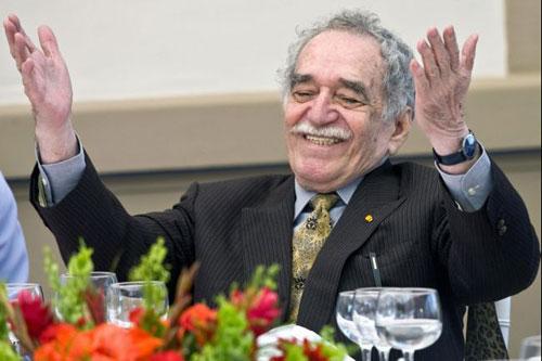 Nhà văn xuất sắc của thế giới - Gabriel Garcia Marquez.