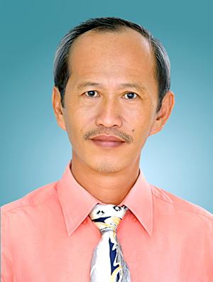 Nghệ sĩ nhiếp ảnh Đặng Kế Đông.
