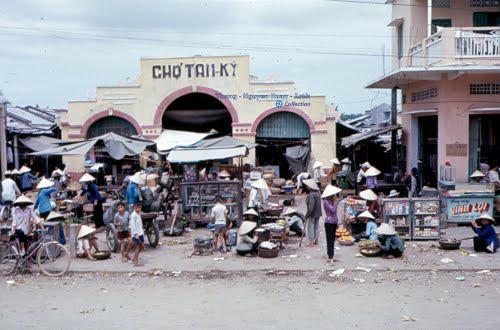 Chợ Mới (Chợ Mai)Tam Kỳ.