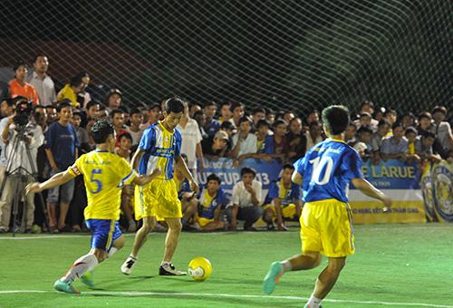 Giải Bóng đá mini tỉnh Quảng Nam Larue cup năm 2013