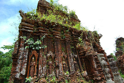 My Son World Cultural Heritage – one of 10 attractive destinations of Vietnam.