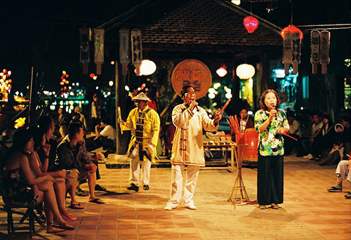 Choi singing – a traditional art of Quang Nam province - will be intruduced in Japan in the 12th Hoi An-Japan Cultural Exchange Festival