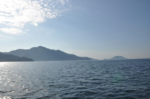 The charming Cham Islands