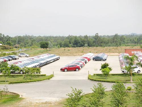 Hoàn thành chỉ tiêu kế hoạch thu ngân sách phụ thuộc rất lớn vào khả năng bán hàng ô tô của Trường Hải.
