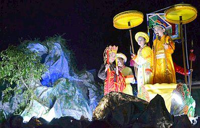 Ms Cho Duoc Festival - Quang Nam province.