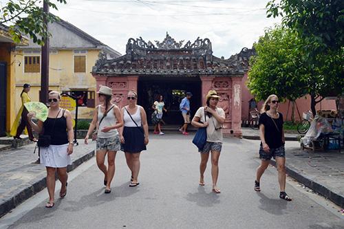 Chưa có sự liên kết phối hợp trong việc quảng bá di sản thế giới tại Quảng Nam.