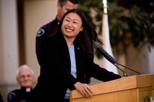 Bà Janet Nguyễn. (ảnh: ocregister)