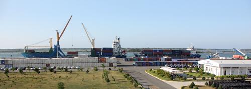 """Tàu Trường Hải Star 3 đánh dấu một bước ngoặt lớn trong lĩnh vực """"logistics trọn gói"""" của  Thaco."""