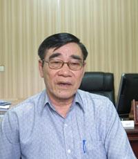 Ông Đinh Văn Đào - Cục trưởng Cục Thống kê Quảng Nam.