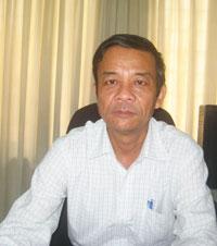 Ông Lê Muộn - Phó Giám đốc Sở NN&PTNT.