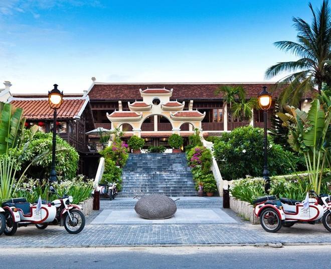Victoria Hoi An Beach Resort.