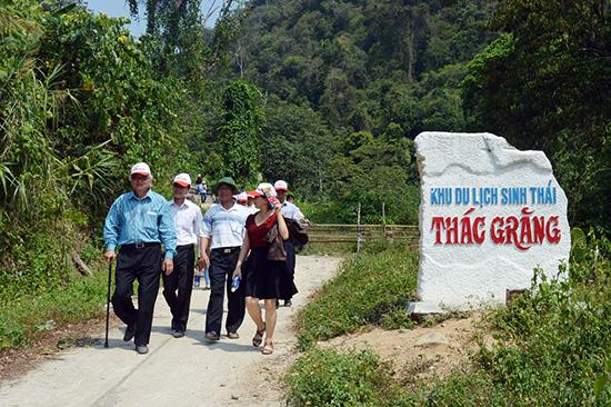 Nhiều điểm du lịch miền núi sẽ được hưởng lợi từ Quyết định 24 của UBND tỉnh.