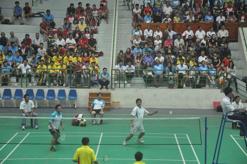 Giải cầu lông do LĐCL tỉnh Quảng Nam tổ chức trở thành một trong những sân chơi khá hấp dẫn