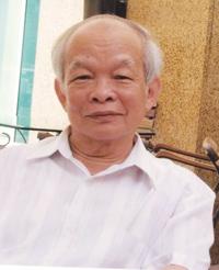 Nhà văn Nguyên Ngọc.