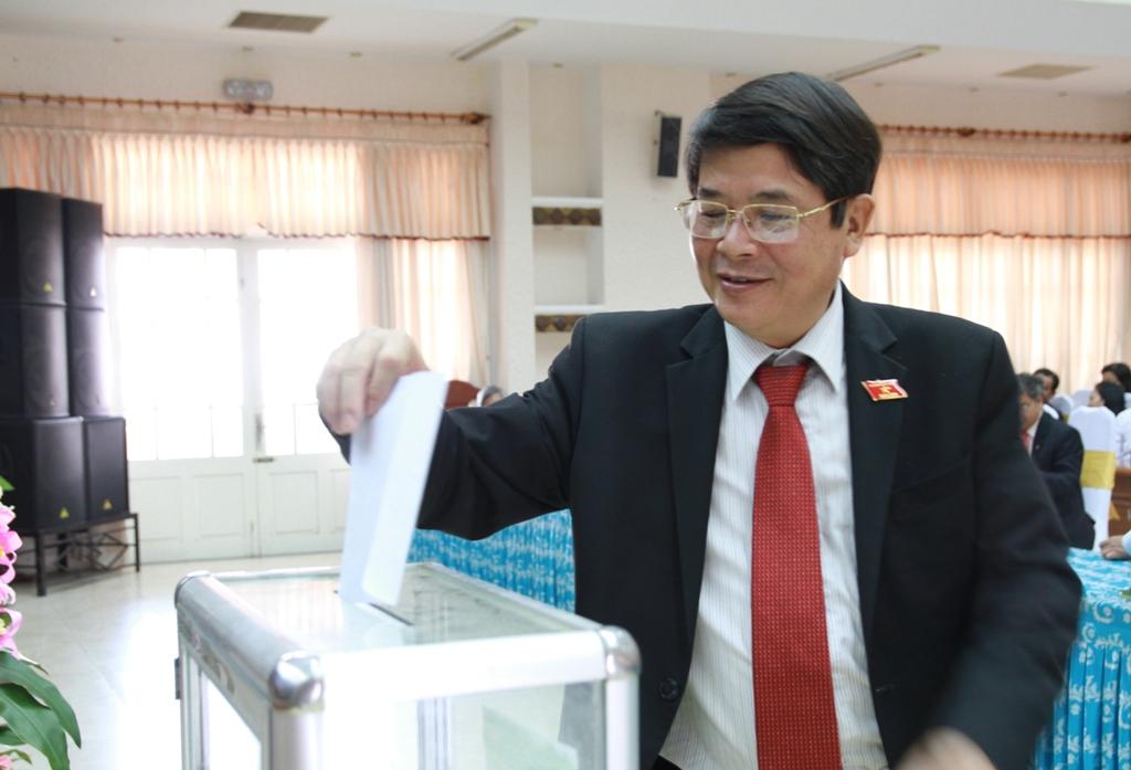 Bí thư Tỉnh ủy Nguyễn Đức Hải hưởng ứng hành động