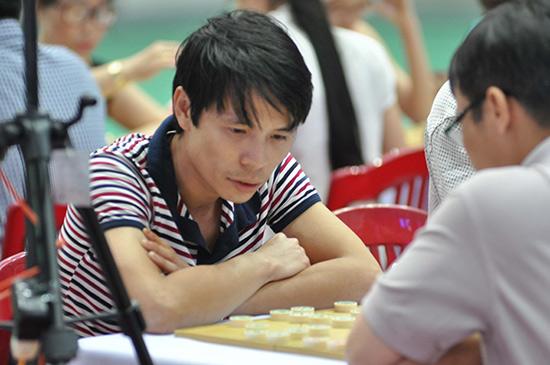 Phan Thanh Giản gây bất ngờ với chức vô địch.