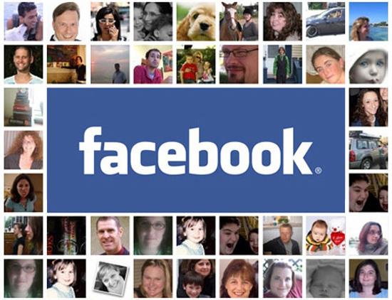 Mạng xã hội facebook thu hút khá đông người tham gia. (Ảnh: Internet)