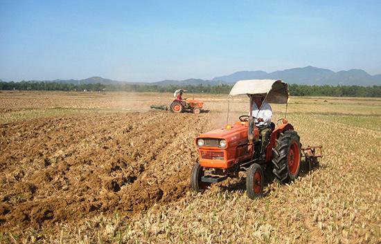 3 năm qua, ngân sách tỉnh đã hỗ trợ gần 22,6 tỷ đồng để cơ giới hóa nông nghiệp.