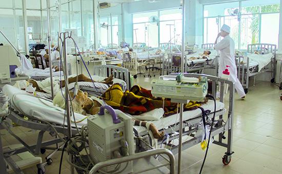 Chính sách ưu tiên thu hút nhân lực sẽ giải quyết hiệu quả tình trạng thiếu bác sĩ hiện nay. Ảnh: Phương Giang