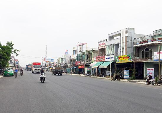 Sôi động nhịp sống đô thị Nam Phước, Duy Xuyên.