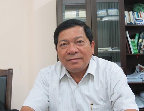 Ông Nguyễn Tiến.