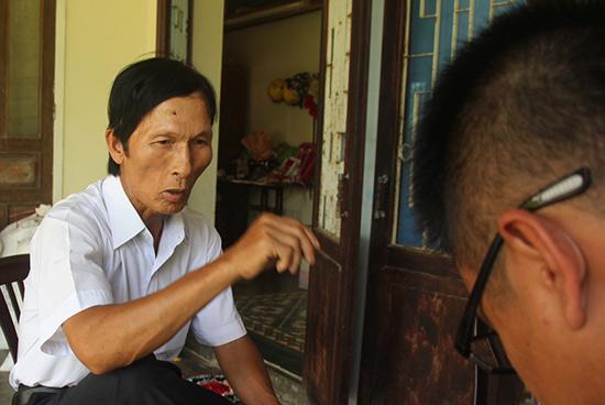 Phó Trưởng thôn Phú Đa 2 - Nguyễn Bốn khẳng định, nếu người dân đóng đủ tiền điện, thôn sẽ đề nghị điện lực cấp điện trở lại.