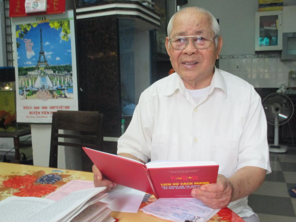 Ông Bùi Hồng Việt – Nguyên Bí thư Huyện ủy Tiên Phước