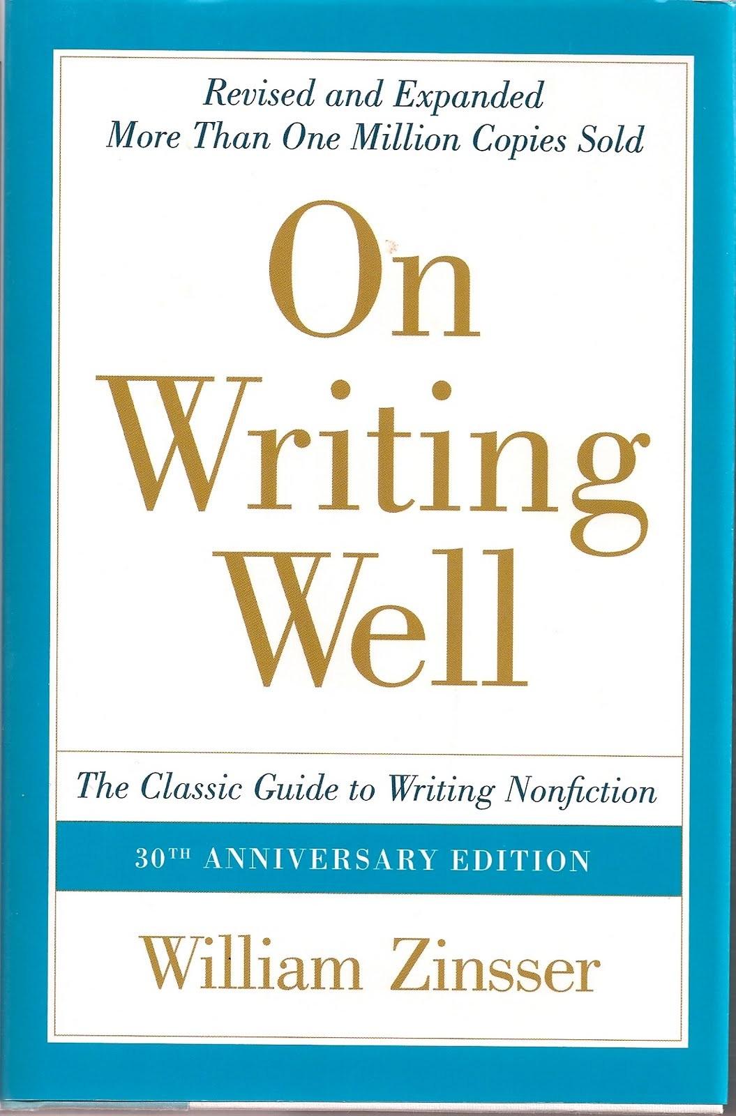 Bìa cuốn Làm thế nào để viết cho hay (On Writing Well). Nguồn tiki.vn