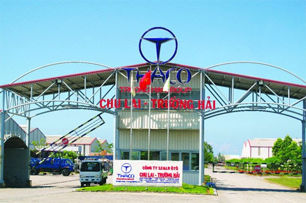 Truong Hai Automobile Joint Stock Company- a bright spot in attracting investment of CLOEZ in particular and Quang Nam in general.
