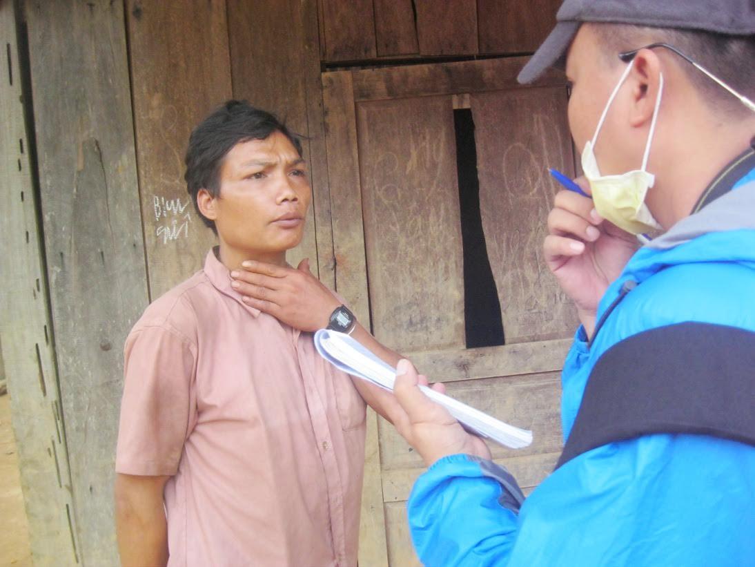 Đến thời điểm hiện tại, ngành Y tế tỉnh đã khống chế được dịch bạch hầu tại xã Phước Lộc (H.Phước Sơn). Ảnh: VĂN HÀO