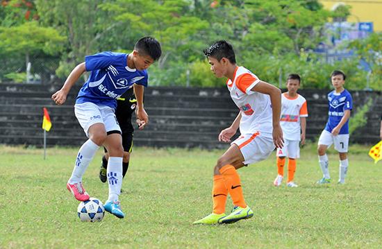 Lần đầu tiên tổ chức, giải Bóng đá thiếu niên tỉnh Quảng Nam năm 2015 là hoạt động mang nhiều ý nghĩa.