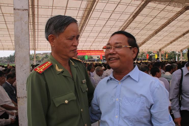 Chiến Sĩ Cong An đi Vao Huyền Thoại Bao Quảng Nam Online Tin Tức Mới Nhất