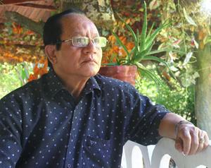 Nhà nghiên cứu Nguyễn Văn Bổn.