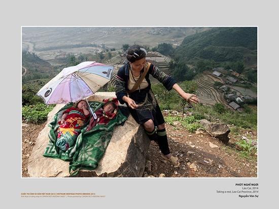 Di sản văn hóa Việt Nam còn chính là những nét sinh hoạt đời sống hằng ngày của người dân
