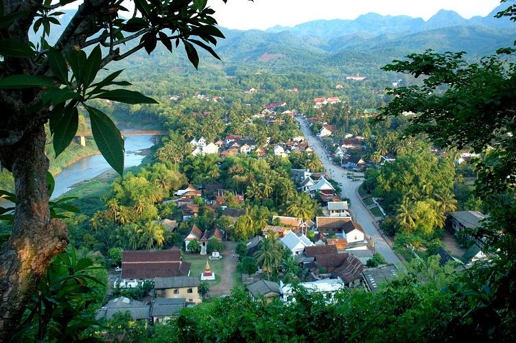 Cố đô Luông Prabang