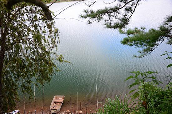 Biển Hồ. Ảnh: ĐĂNG KHOA