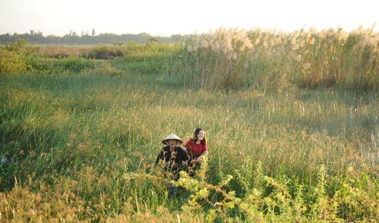Khám phá thiên nhiên ở Triêm Tây: Ảnh Minh Hải