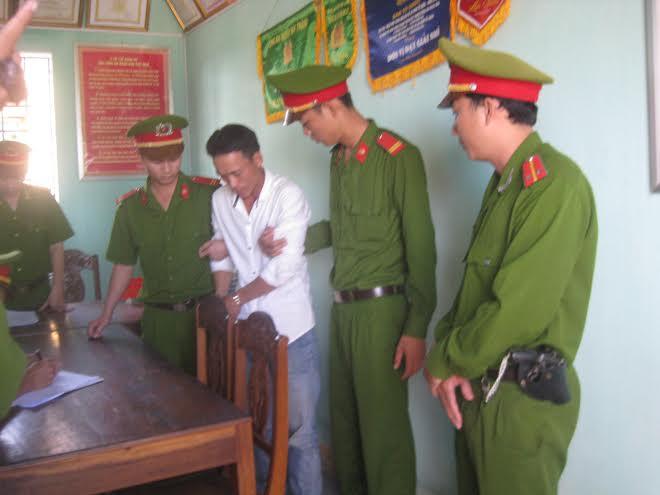 Đối tượng Huỳnh Xuân Thạch bị cơ quan chức năng tạm giam để điều tra.
