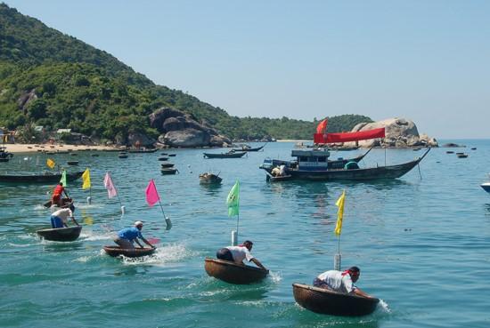Attractive Cham island