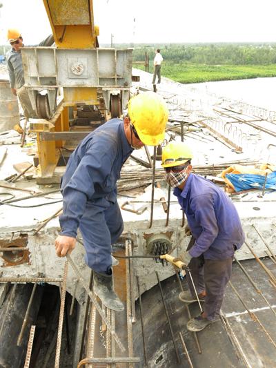 Xây dựng vãng lai sẽ được xác lập thu thuế tại Quảng Nam trong năm 2016 (ảnh chỉ có tính minh họa). Ảnh: T.D
