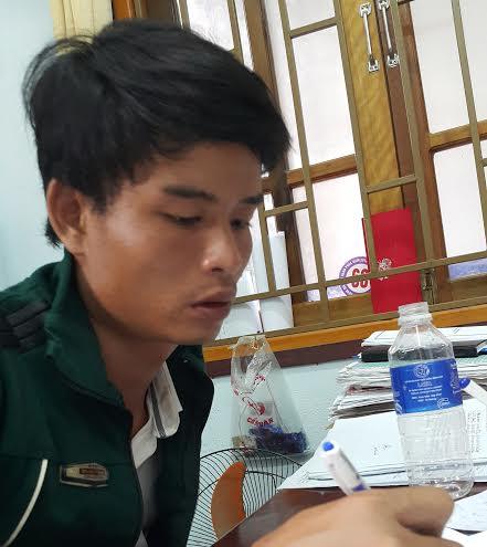 Đối tượng Phạm Văn Tính.