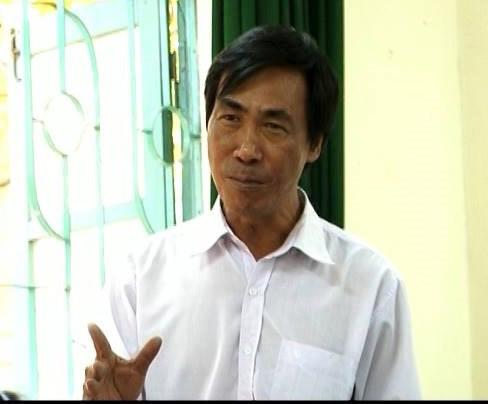 Nhạc sĩ Nguyễn Công Dũng.