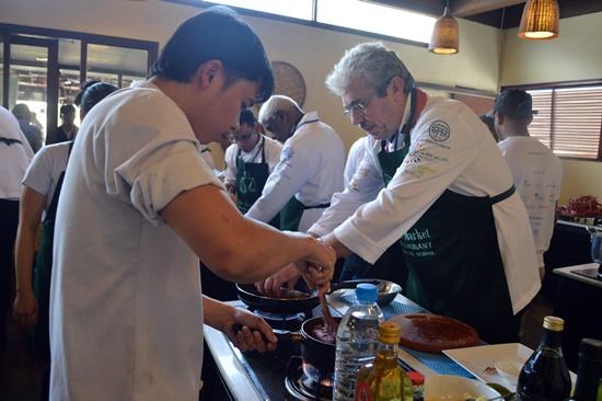 Liên hoan nhằm quảng bá ẩm thực Việt Nam, tạo cơ hội để các đầu bếp Hội An giao lưu học hỏi với những đầu bếp hàng đầu trên thế giới.
