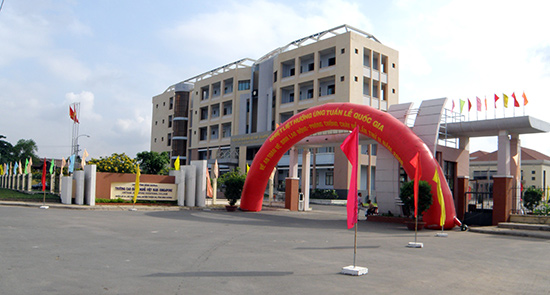 Quang Nam's Vocational College (Picture: vsvc.edu.vn)