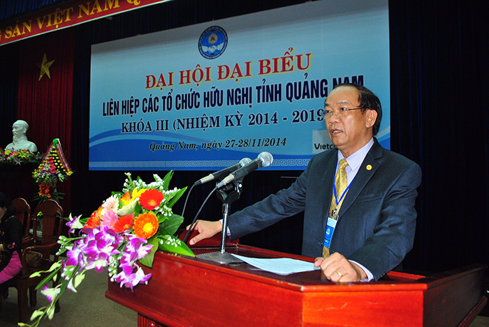 Chairman Thu. Picture: lienhiep.quangnam.gov.vn